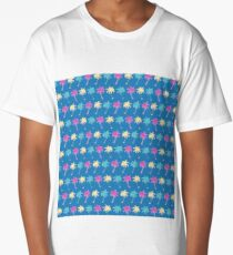 Palm trees. Long T-Shirt
