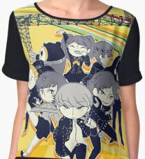 Persona 4 | Reach out for the Truth Women's Chiffon Top