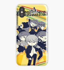 Persona 4 | Reach out for the Truth iPhone Case/Skin