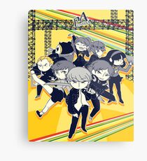 Persona 4 | Reach out for the Truth Metal Print