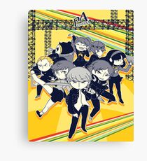 Persona 4 | Reach out for the Truth Canvas Print