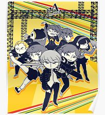 Persona 4 | Reach out for the Truth Poster