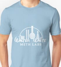 Walter White Meth Labs T-Shirt