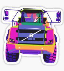 Articulated Dump Trucks Sticker