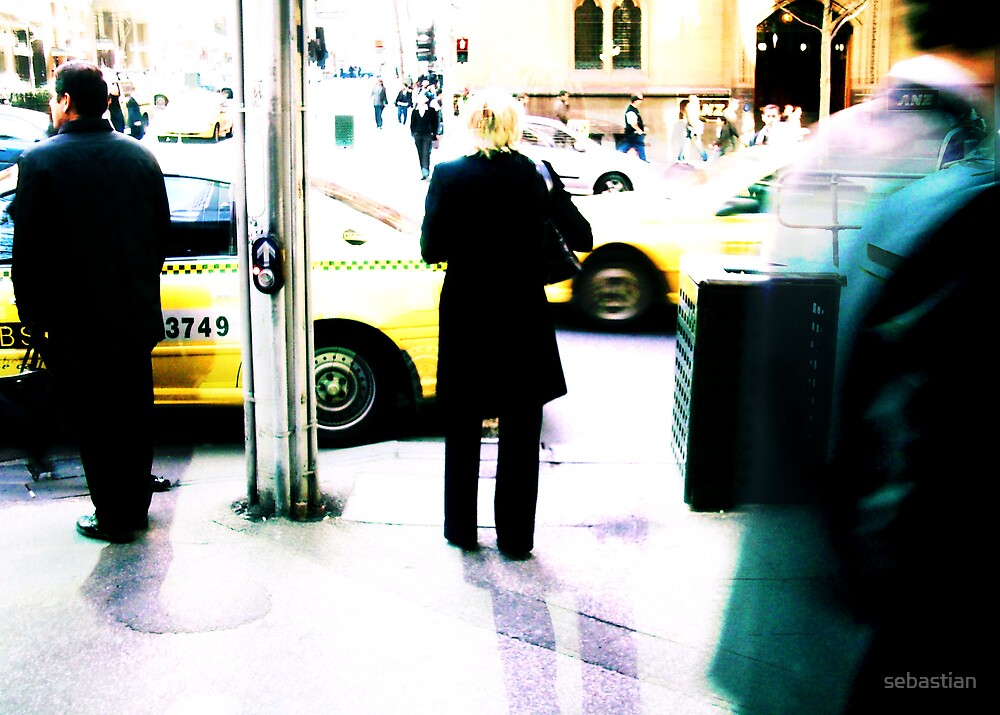 Yellow Cabs 3749 by sebastian