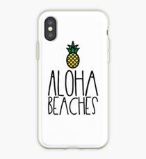 Aloha Beaches iPhone Case