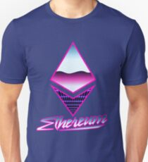 Ethereum Retro T-Shirt