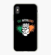 connor mc gregor iPhone Case