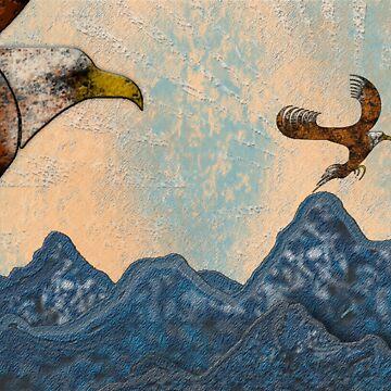 Eagle by Sena