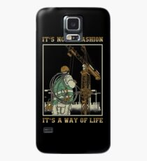 Tower Crane Operator Case/Skin for Samsung Galaxy