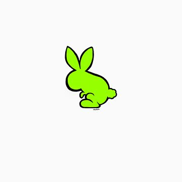 Lime Bunny by spyda