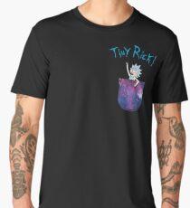 TINY RICK Men's Premium T-Shirt