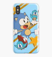 Sonic Mania: bird rescue iPhone Case/Skin