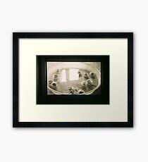 untitled #2: bowl Framed Print
