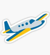 Aeroplane Emoji Sticker