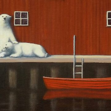 Sittin` On The Dock Of The Bay by mairundmair