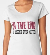 Linkin Park In The End Women's Premium T-Shirt