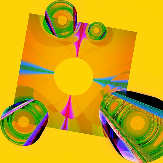 CD-cover by machandel