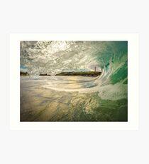 Wollongong Lighthouse Art Print