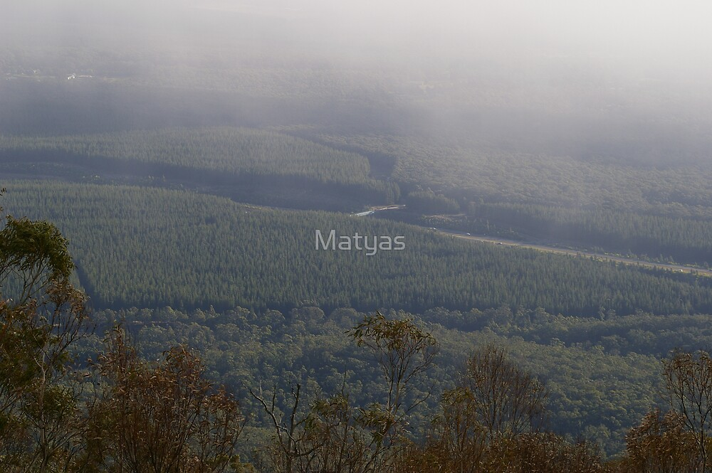 A View From Macedon by Matyas