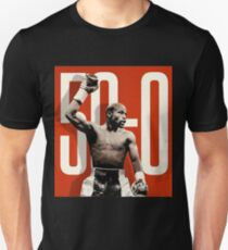 50-0 Floyd Mayweather T-Shirt
