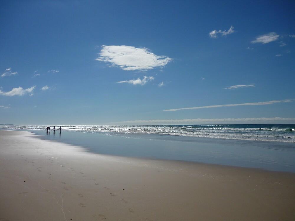 the beach again by cailani