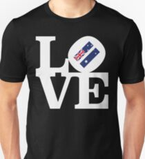 Equality In Love: Vote Yes Australia T-Shirt