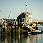 Plymouth Harbor.... by Poete100