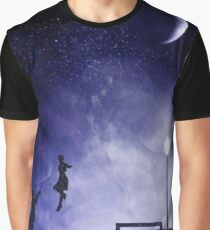 Moonlit Dance Graphic T-Shirt