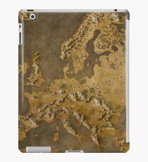 Europe Middle Earth Map iPad Case/Skin