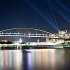 Goodwill Bridge, Brisbane by AKunde