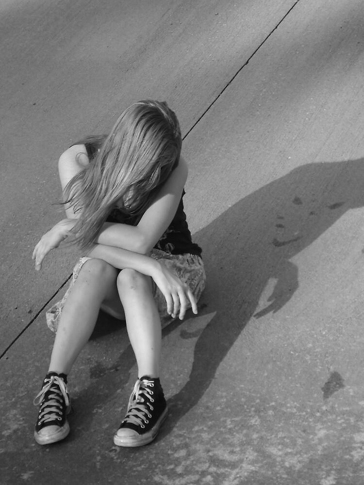 Sad & Alone by californiagirl