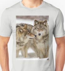 Love you sweetie... - Timber Wolves T-Shirt