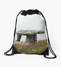 Poulnabrone Dolmen Drawstring Bag