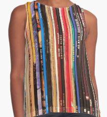 Indie Rock Vinyl Records Contrast Tank