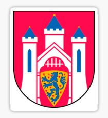 Lüneburg Coat of Arms, Germany Sticker