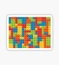 Lego Pattern Sticker