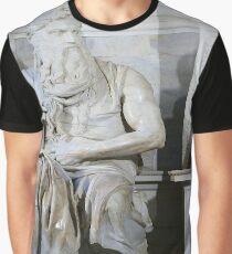 michelangelo master of art Graphic T-Shirt