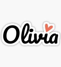 Olivia ♥ Sticker