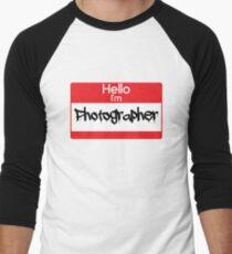 Hello i'm Photographer T-Shirt