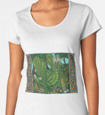 Brissel Fang Women's Premium T-Shirt