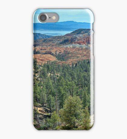 A wide vista! iPhone Case/Skin