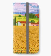 countryside iPhone Wallet/Case/Skin