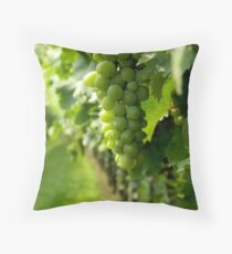 Vineyard View   ^ Throw Pillow