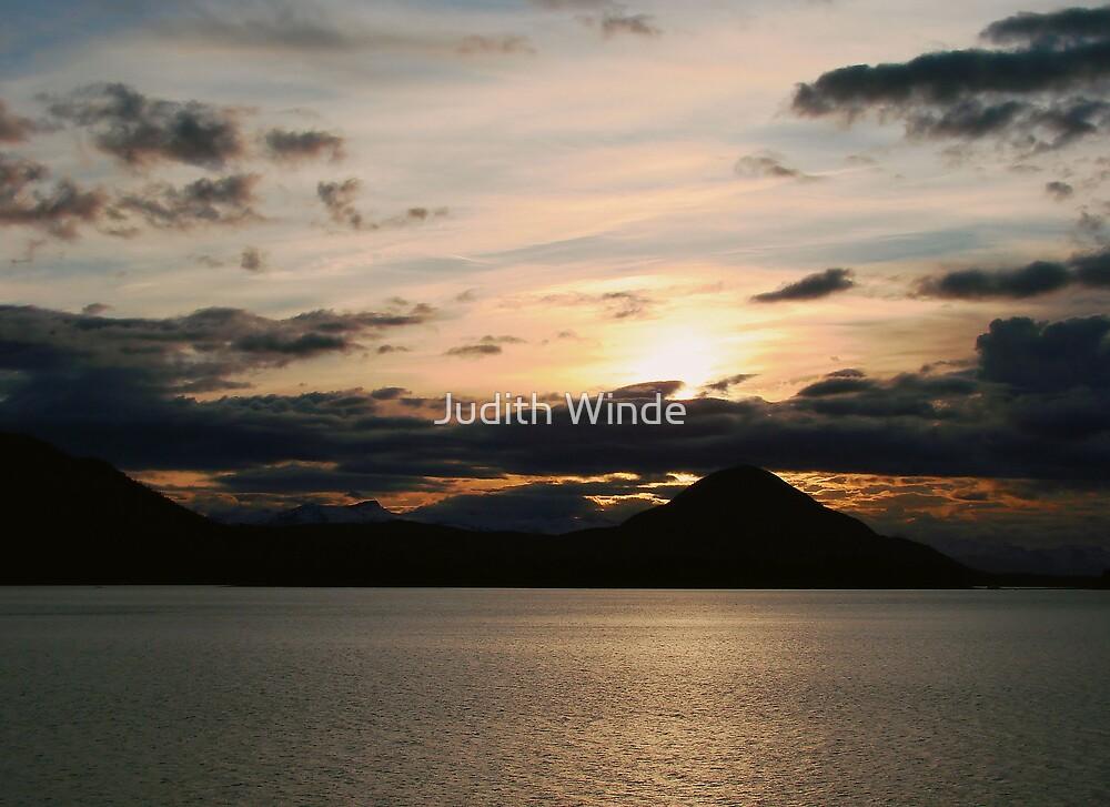 First Night, Alaska by Judith Winde