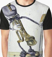 Mr Jazz Hands Graphic T-Shirt