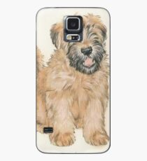 Soft-coated Wheaten Terrier Puppies Case/Skin for Samsung Galaxy