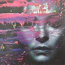 steven wilson - hand cant erase sleeve art LP fanart by deadadds