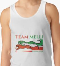 Team Melli Russia 2018 Tank Top