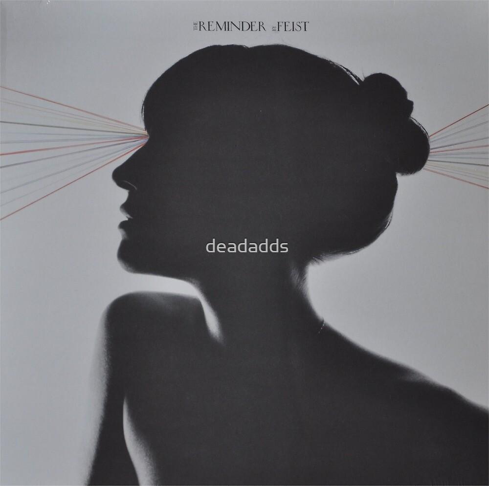 LP Sleeve artwork - Feist - reminder - fanart by deadadds